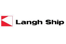 Langh Ship logo